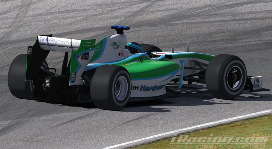 2014 iRacing Williams F1